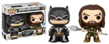 FUNKO 21295 2-PACK BATMAN AQUAMAN - FYE