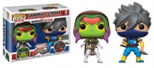 FUNKO 22785 2-PACK GAMORA VS STRIDER WHITE BLONDE - FYE