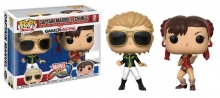 FUNKO 23978 2-PACK CAPTAIN MARVEL VS CHUN-LI - HOT TOPIC