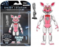 FUNKO 13742 5 ARTICULATED ACTION FIGURE: / FIVE NIGHTS AT FREDDYS - FUNTIME FOXY
