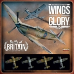 DEVIR ARE WW2 WINGS OF GLORY BATTLE OF BRITAIN STARTER SET