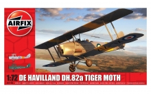 AIRFIX 02106 DEHAVILLAND DH82A TIGER MOTH 1:72