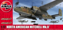 AIRFIX 06018 NORTH AMERICAN MITCHEL MK II 1:72