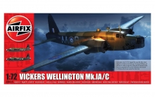 AIRFIX 08019 VICKERS WELLINGTON MK 1A/C 1:72
