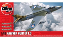 AIRFIX 09185 HAWKER HUNTER F6 1:48