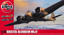 AIRFIX 09186 BRISTOL BLENHEIM ML.IF 1/48