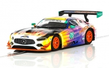 SCALEXTRIC C3941 MERCEDES AMG GT3 2017 NRO 75