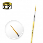 AMMO MIG JIMENEZ AMIG8590 3/0 SYNTETIC LINER BRUSH