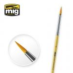 AMMO MIG JIMENEZ AMIG8616 6 SYNTETIC ROUND BRUSH