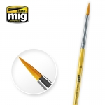 AMMO MIG JIMENEZ AMIG8617 10 SYNTETIC ROUND BRUSH