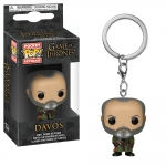 FUNKO 37662 POP! KEYCHAINS: / GAME OF THRONES - DAVOS