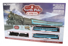 BACHMANN 00751 HO NORTH POLE EXPRESS