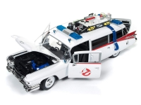 AUTOWORLD 118 1:18 CADILLAC AMBULANCE 1959 (GHOSTBUSTERS ECTO-1)