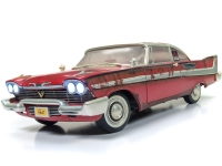 AUTOWORLD 119 1:18 PLYMOUTH FURY 1958 CHRISTINE DIRTY