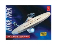 AMT 1080 1:537 STAR TREK USS ENTERPRISE NCC1701 REFIT