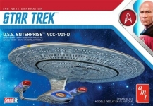 AMT 1126 1:2500 STAR TREK THE NEXT GENERATION USS ENTERPRISE NCC1701D (SNAP)