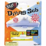 TOYSMITH 798010 DIVING SUB POWERED BY BAKING POWDER, NOT INCLUDED (4.5PULG)
