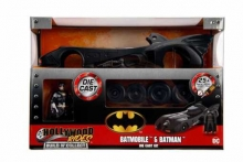 JADA 30874 1:24 BATIMOVIL AND BATMAN BUILD AND COLLECT