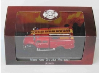 MAGAZINE AT4144105 1:72 MAGIRUS DEUTZ MERCUR, FIRE ENGINE