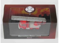 MAGAZINE AT4144107 1:72 MERCEDES BENZ L319, FIRE ENGINE