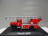 MAGAZINE AT7147016 1:72 SAURER 2 DM, FIRE ENGINE