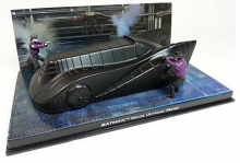 MAGAZINE BAT1989ARMOUR 1:43 1989 BATMAN BATMOBILE ARMOUR MODE