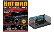 MAGAZINE BAT69 1:43 BATMAN BATMOBILE -555 *HUMMER*