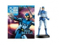 MAGAZINE CDCUK041 1:21 BLUE BEETLE DC SUPERHERO COLLECTION