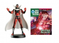 MAGAZINE CDCUK045 1:21 BROTHER BLOOD DC SUPERHERO COLLECTION