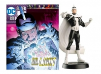 MAGAZINE CDCUK049 1:21 DR. LIGHT DC SUPERHERO COLLECTION