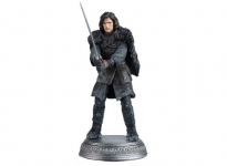 MAGAZINE GOTUK002 1:21 GAME OF THRONES JON SNOW FIGURINE