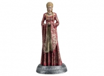 MAGAZINE GOTUK004 1:21 GAME OF THRONES CERSEI LANNISTER FIGURINE