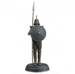 MAGAZINE GOTUK017 1:21 GAME OF THRONES UNSULLIED WARRIOR FIGURINE
