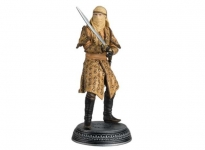 MAGAZINE GOTUK050 1:21 GAME OF THRONES DORNISH GUARD FIGURINE