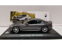 MAGAZINE MAS02 GRANTURISMO MC STRADALE, DARK GREY