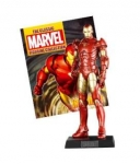 MAGAZINE MBCUK006 1:21 IRON MAN CLASSIC MARVEL FIGURINE *RESIN SERIES