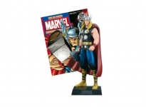 MAGAZINE MBCUK007 1:21 THOR CLASSIC MARVEL FIGURINE *RESIN SERIES*