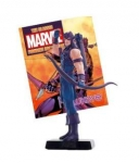 MAGAZINE MBCUK013 1:21 HAWKEYE CLASSIC MARVEL FIGURINE *RESIN SERIES