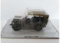 MAGAZINE PCWILLYS JEEP WILLYS *POLISH CARS*, GREEN