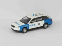 MAGAZINE POW002 AUDI A6 AVANT *POLICE CARS OF THE WORLD SERIES*