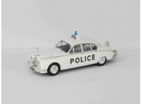 MAGAZINE POW025 JAGUAR MKII *POLICE CARS OF THE WORLD SERIES*
