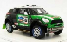 MAGAZINE RFWP1402L13C12 2013 MINI ALL4 RACING -302 S. PETERHANSEL/JP. COTT...