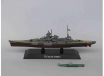 MAGAZINE SH002 1939 SCHARNHORST BATTLE CRUISER