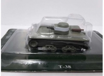 MAGAZINE TA-98 RUSSIAN TANK SERIES T-38, GREEN