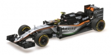 MINICHAMPS 117160011 2016 SAHARA FORCE INDIA F1 TEAM MERCEDES VJM09 SERGIO PEREZ