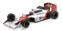 MINICHAMPS 530891802 1989 MCLAREN MP4/5 -2 ALAIN PROST WORLD CHAMPION