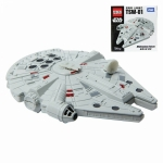 TOMICA 867869 STAR WARS MILLENIUM FALCON WITH BATTERIES