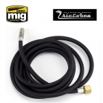 AMMO MIG JIMENEZ AMIG8659 8 FOOT QUICK DIS-CONNECT BRAIDED AIR HOSE