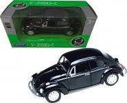 WELLY 42343 VOLKSWAGEN BEETLE 1:30