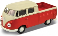 WELLY 43603 VOLKSWAGEN DOBLE CABINA 1:30